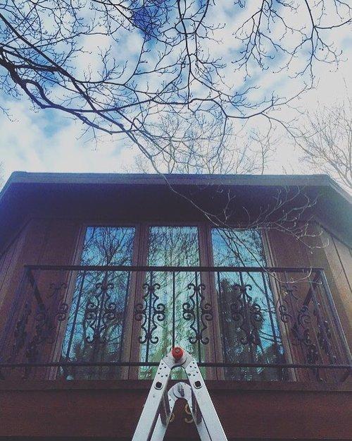 Ada's window cleaner - TallBoys
