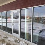 Commercial window cleaning by TallBoys Window Cleaning LLC
